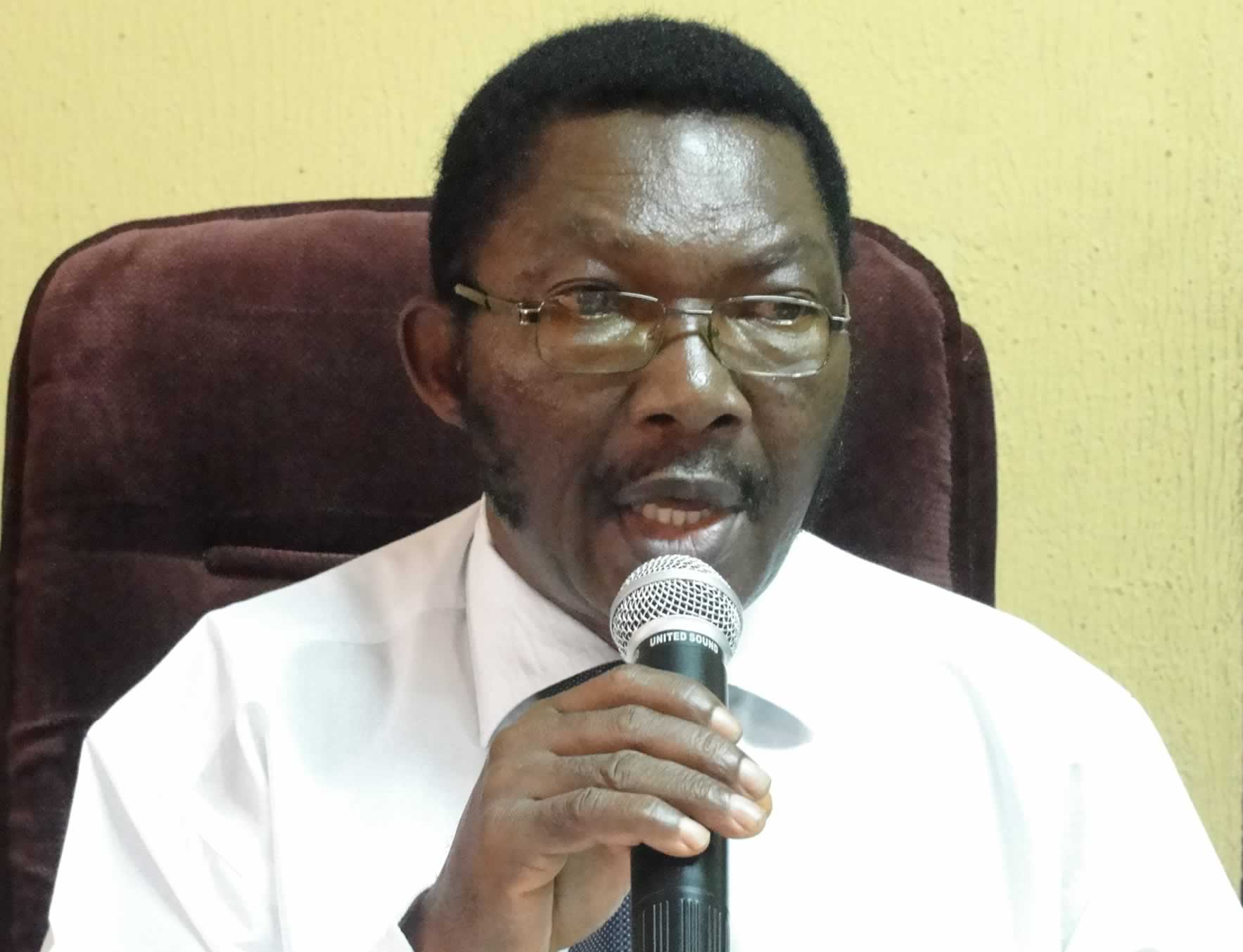 Prof. Okafor : His Vision His Mission