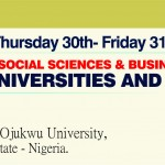 7th Arts, Education, Social Sciences & Business Conference for African Universities and Industries